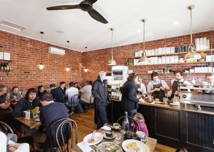 websters cafe ballarat