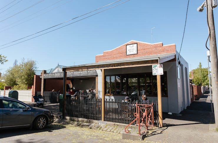websters cafe ballarat