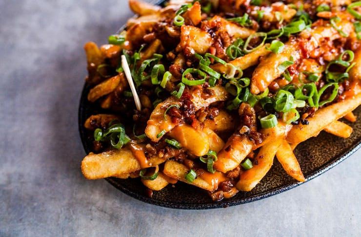 Best loaded Fries Brisbane, best restaurants Brisbane