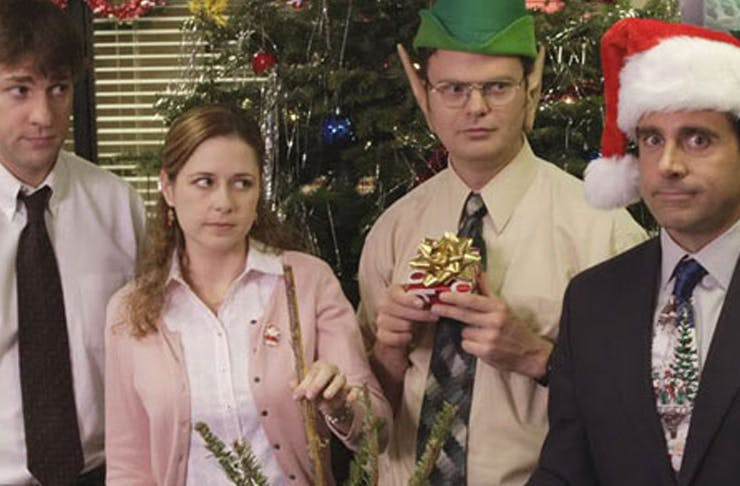 you probably have an idealised image of how this years work christmas party will go