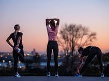 Morning, Noon Or Night: When Is The Best Time To Run?