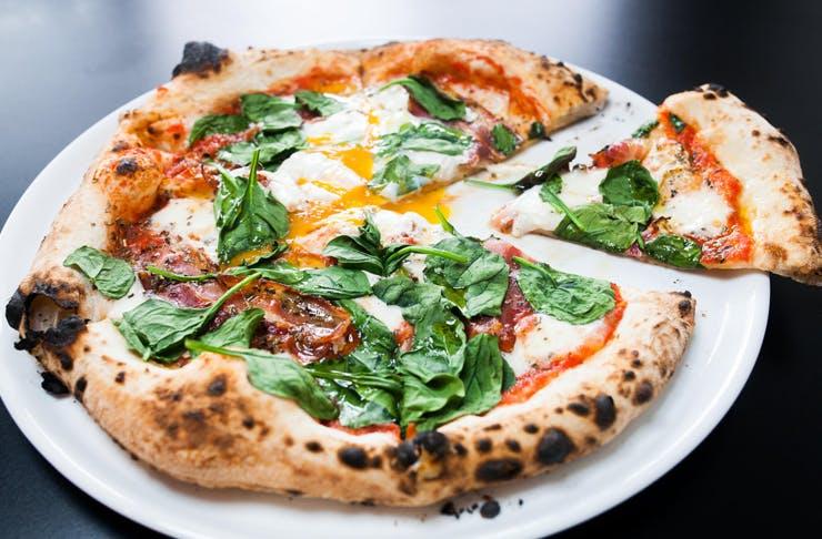 vegan pizza brisbane