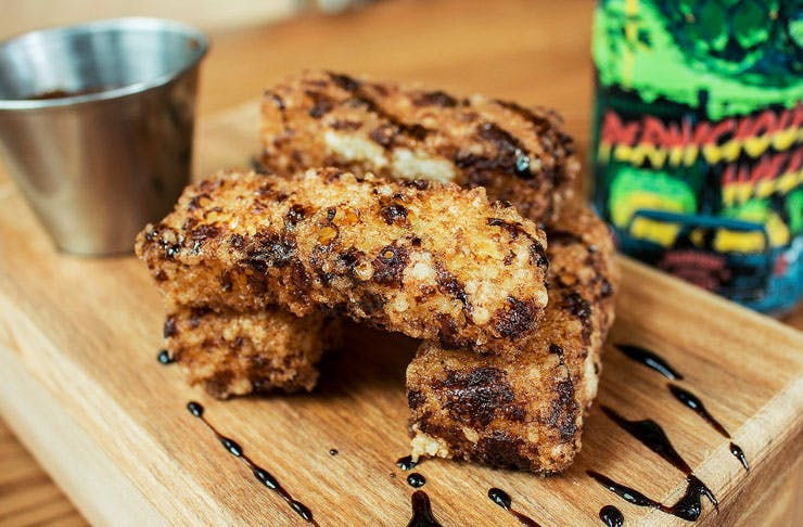 We Know Where To Get Halloumi Fries In Auckland!