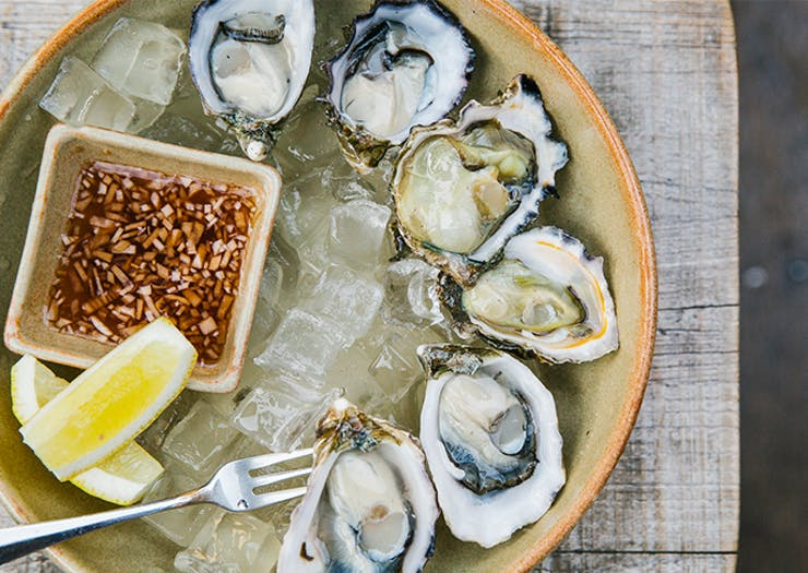 Psst! Here's Where To Get This Seasons First Batch Of Bluff Oysters