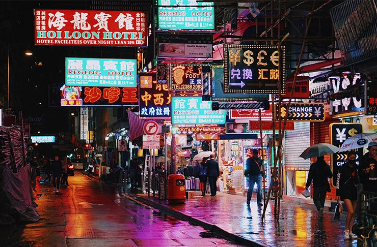 Where To Eat Hong Kong