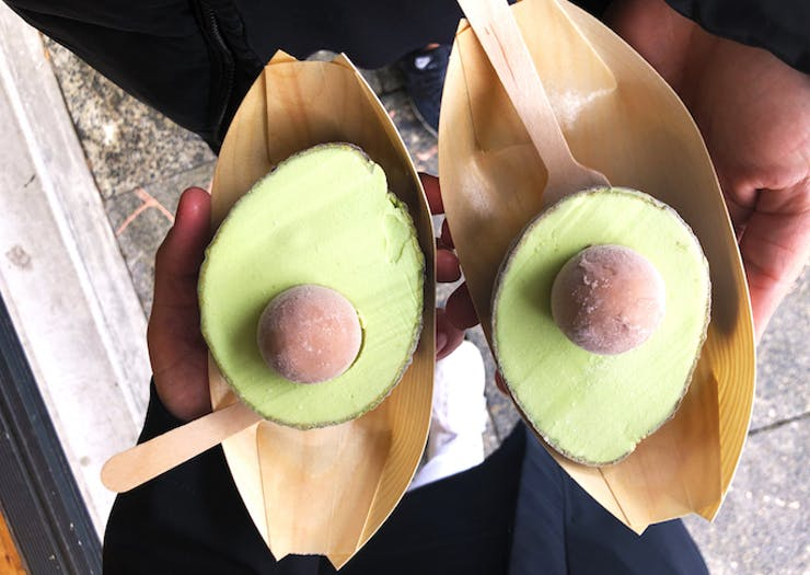 Holy Guacamole | Perth Just Scored Vegan Avocado Gelato