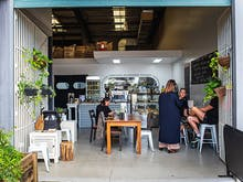 Inside Look: We've Just Discovered An Epic New Concept Cafe On The Coast