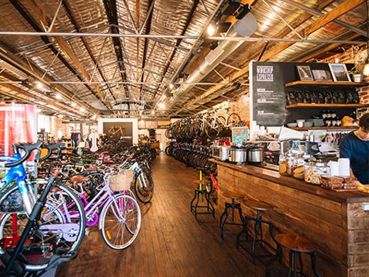 Cafes Perth, Wembley Cycles Workshop Cafe, Best Coffee Perth, Wembley Cafes, Coffee Perth, Perth Coffee