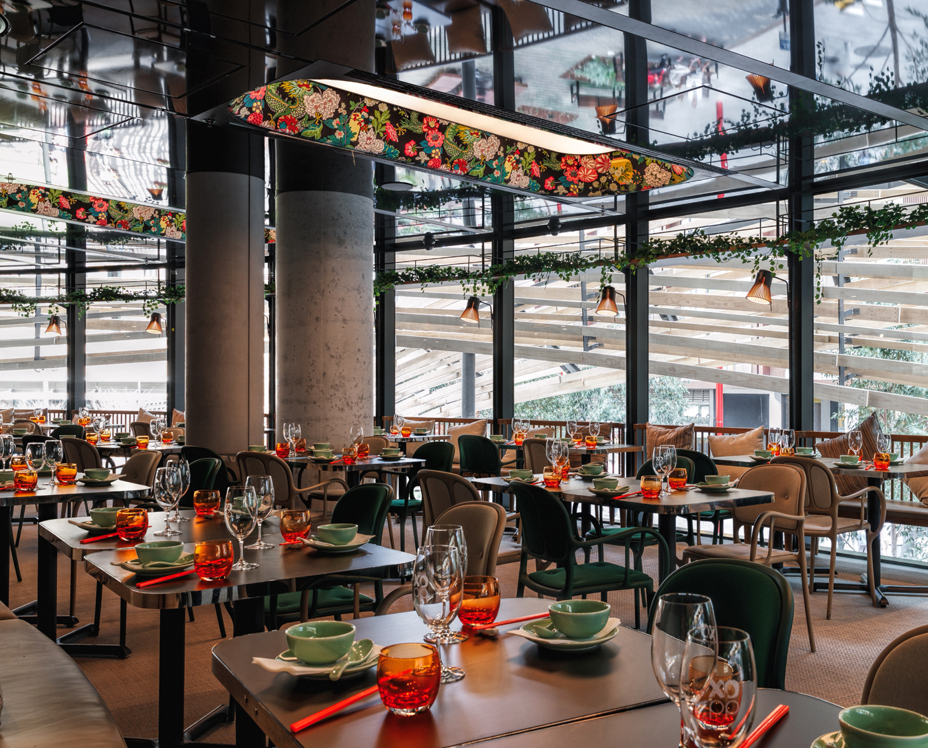 The Star Restaurants Sydney
