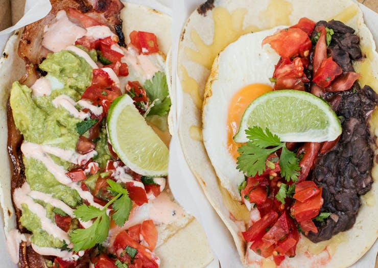 Hungry? This New Taqueria Is Serving Up Epic Breakfast Tacos Daily From 6am