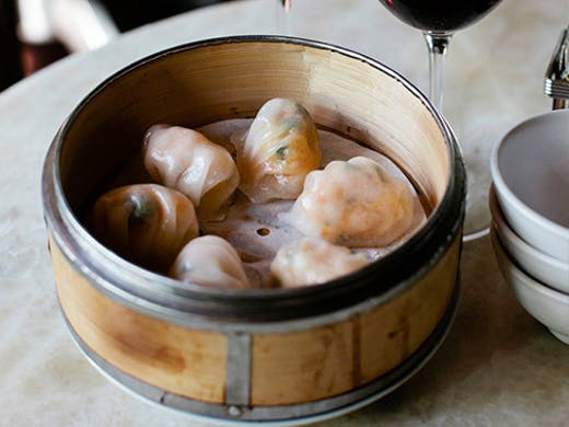 Xuxu is a cosy, intimate Britomart bar specialising in dumplings and cocktails, and is one of the best in Auckland.