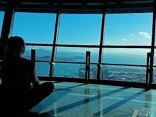 Get Zen With A Sky-High Yoga Class