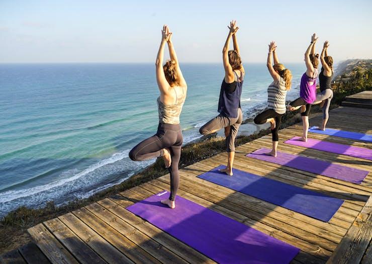 8 Yoga Retreats To Book In 2018