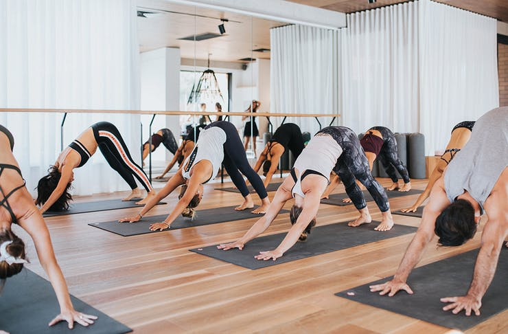 best yoga studios on the gold coast