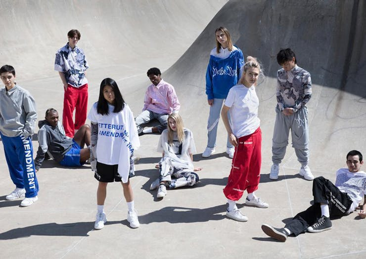YOOX Just Dropped A Sustainable Streetwear Capsule, Here's Everything You Need To Shop