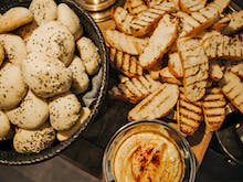Feast On Endless Hummus And Slow-Cooked Meats At This Boozy Middle Eastern-Inspired Brunch