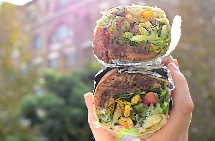 PSA: We Know Where To Get Free Burritos Next Week