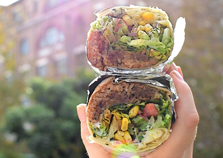 PSA: We Know Where To Get Free Burritos This Week
