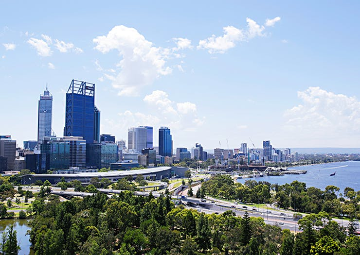 This Incredible Map Lets You See Perth In A Whole New Way