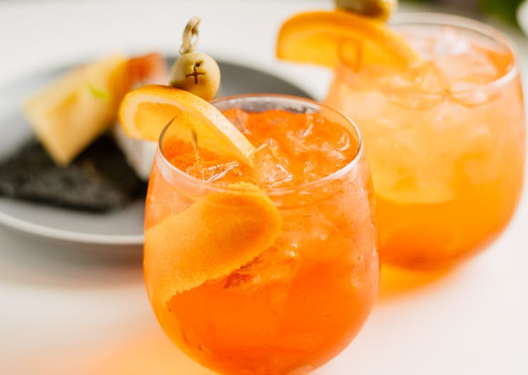 Where To Score The Best Aperol Spritz In New Zealand