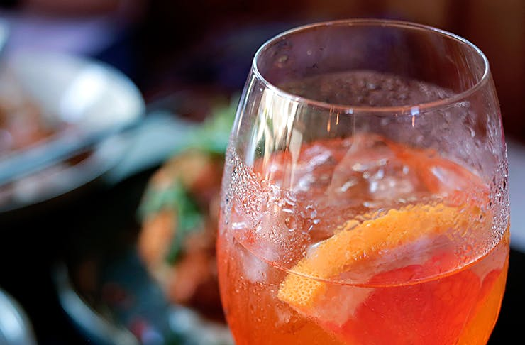 Tonic & Ginger Fremantle Cocktail