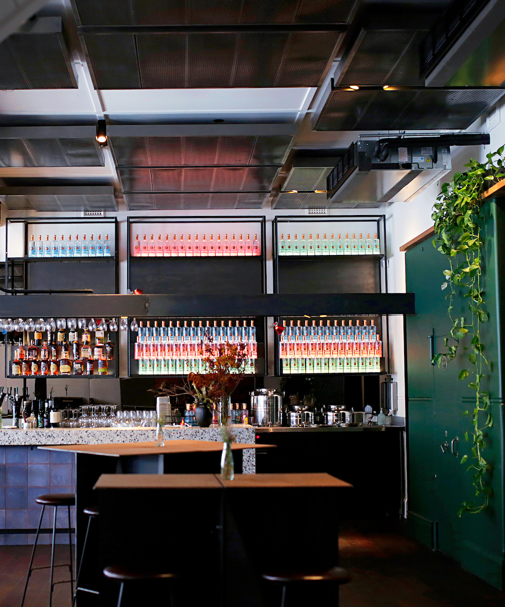 Interior of Republic Of Fremantle, one of Perth's best new bars of 2020