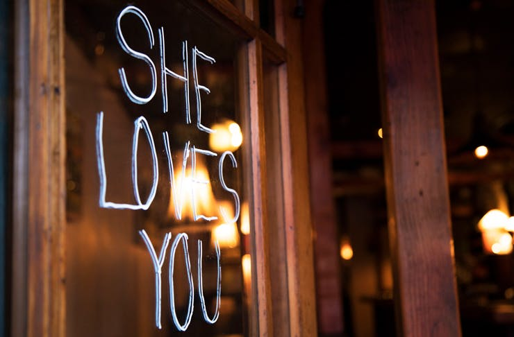 She Loves You | The Urban List