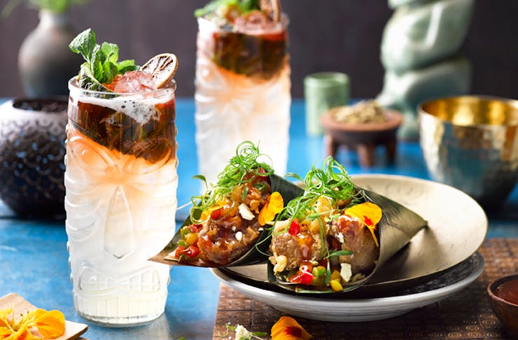 A Cocktail And Street Food Market Is Coming To Auckland!
