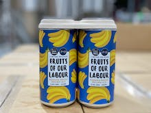 Drink Beer, Do Good, This Sustainable Brewery Is Making Ales From Excess Bread And Fruit
