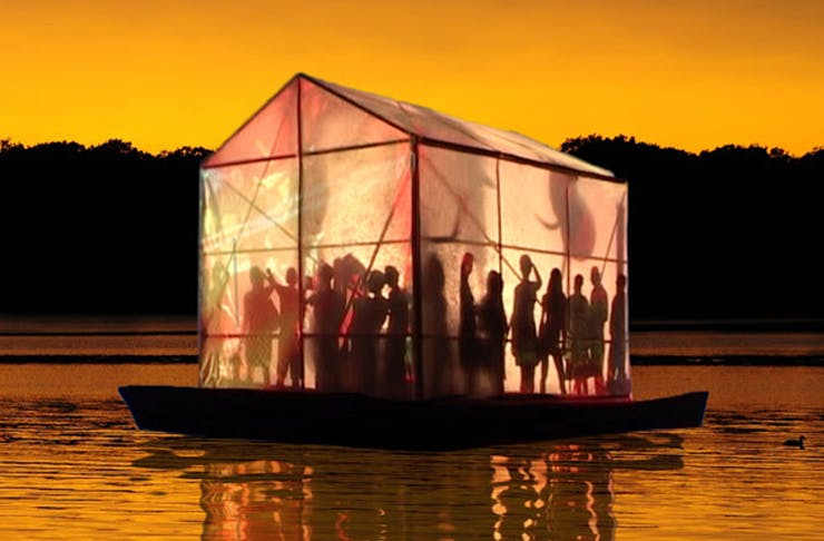 A Magical Floating Theatre Is Coming To Auckland!