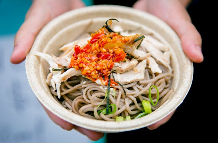 A Noodle Night Market Is Coming To Auckland