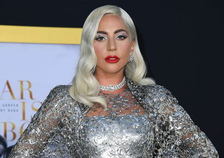 Get Lady Gaga's Next-Level Red Carpet Beauty Look