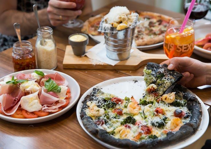 a25 pizzeria