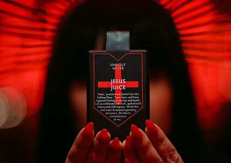 Shake Up Cocktail Hour At Home With Mona's Dark Mofo 'Unholy Water'