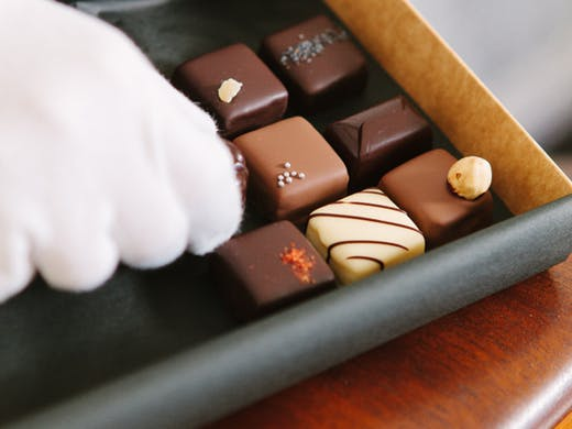 We Go Behind The Scenes at Artisan Chocolate Shop Couverture