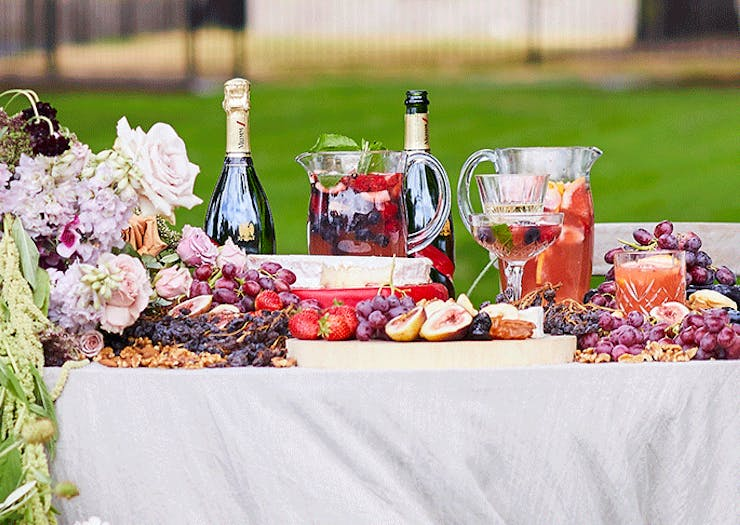This Garden Party Is Bringing Together All Of Melbourne's Best Eats