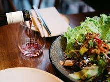 This Restaurant Pairs Epic Asian Eats With A Mouth Watering Wine List
