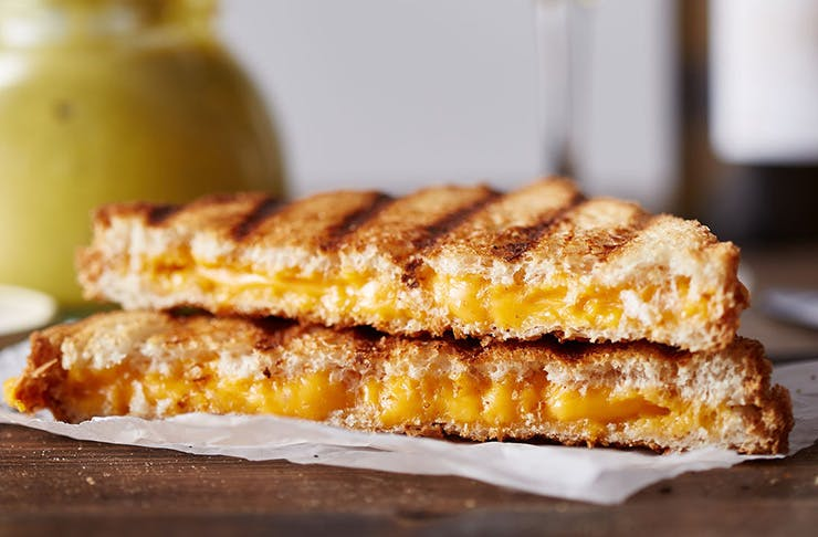 Melbourne's Cheesiest Festival Is Hosting The Ultimate Toastie Contest
