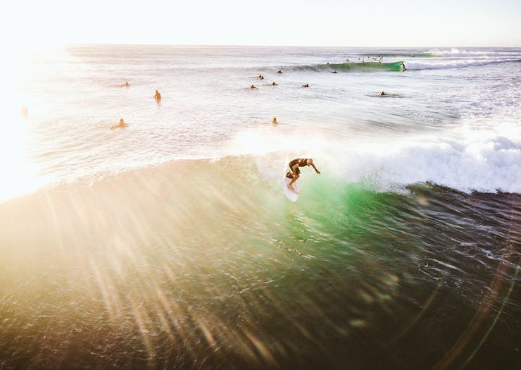 Catch A Wave At 12 Of Australia's Best Surf Beaches