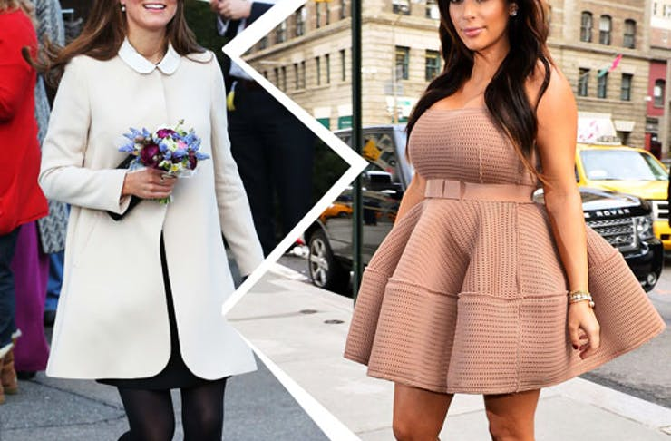 96c63c7605c7b ... have taught us anything (and we all know, they have) it's that there  are definite do's and don'ts when it comes to appropriate maternity fashion.
