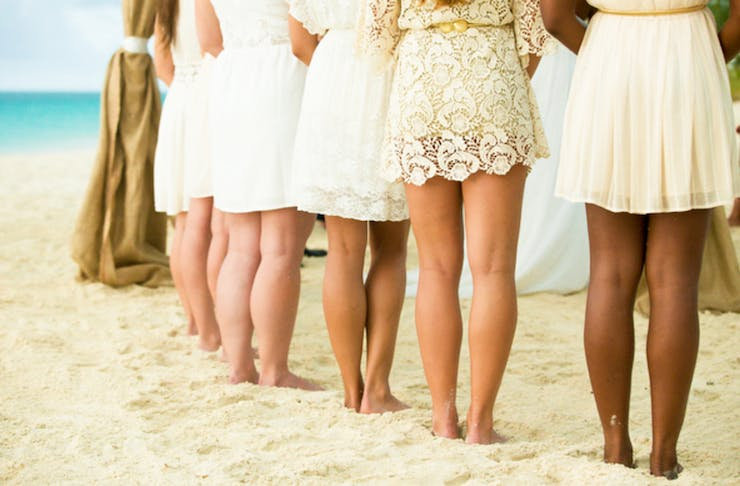 bb2d899cdd6f Style Guide | What To Wear To A Beach Wedding | Gold Coast | Urban List