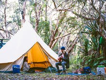 The Best Camping Trips From The Gold Coast