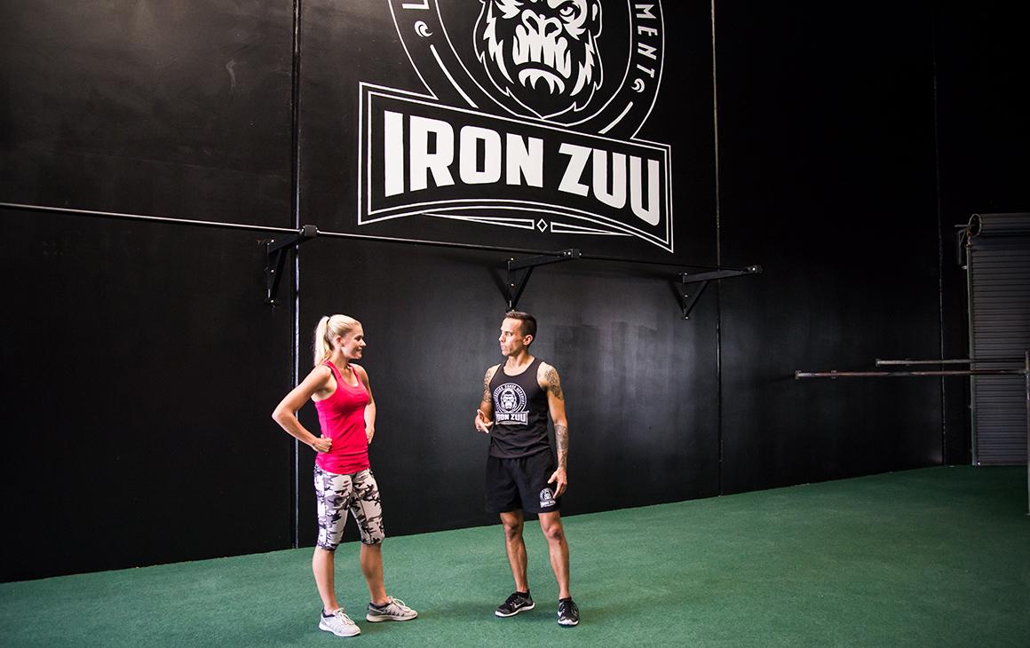 Iron ZUU