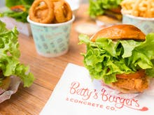 New In Surfers Paradise | Betty's Burgers And Concrete Co.
