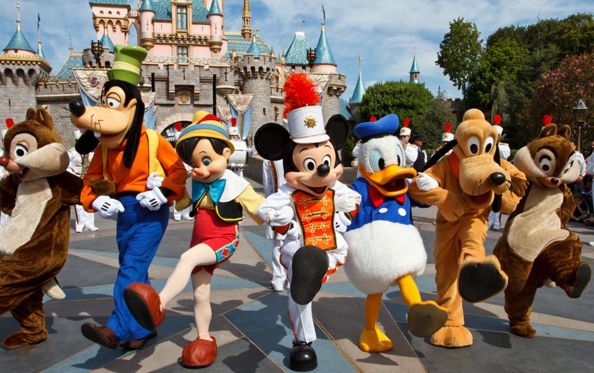 Disneyland Gold Coast