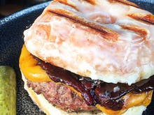 The Doughnut Burger Is A Thing. And It's Glorious.