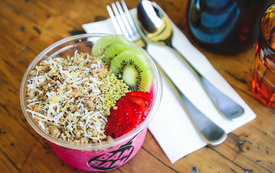 Gold Coast's best acai bowls