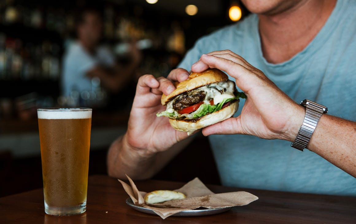 5 Burgers You Absolutely Must Devour, Stat!