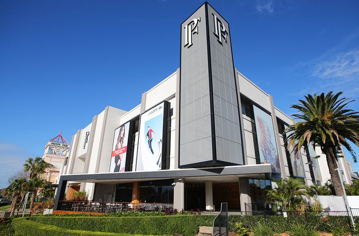 dfef67d05d1a4 Pacific Fair Gold Coast Set to Open New Retail Wing | Gold Coast ...
