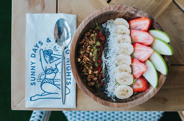 best breakfast cafes in Surfers Paradise